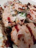Yogurt marinaded chicken